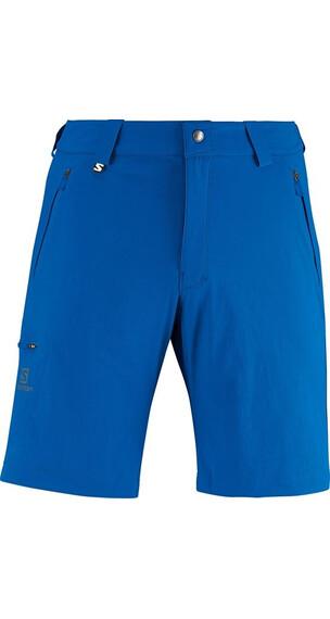 Salomon M's Wayfarer Shorts Union Blue
